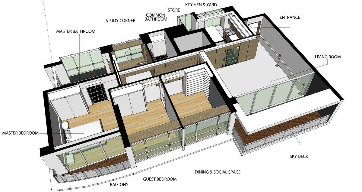 Natura Loft Apartment By Ao Studios 41