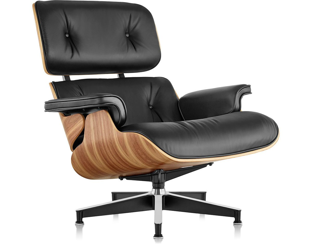 Eames Lounge Chair Without Ottoman Eames Lounge Eames Lounge Chair Lounge Chair