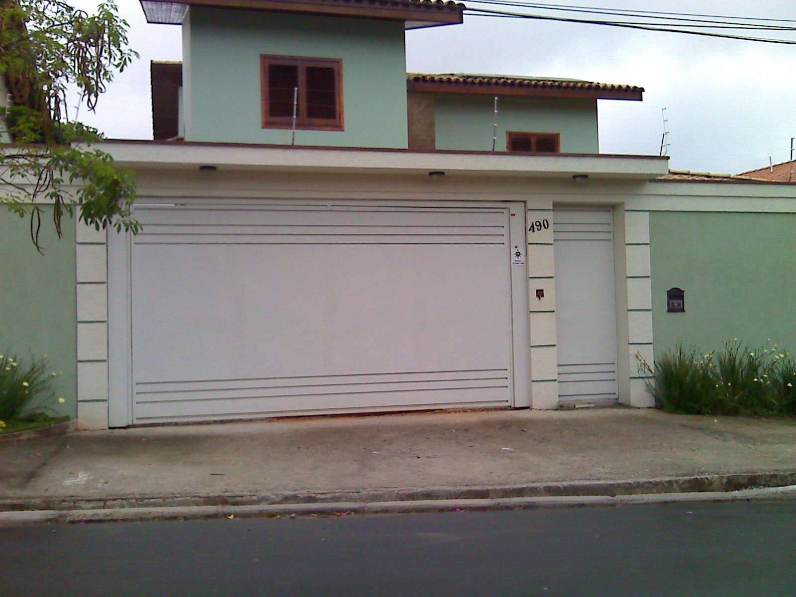 Top Click to Close | Portões-casa | Pinterest | Portões, Porta  HA38
