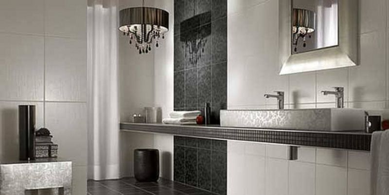 Modern tile entryway designs luxury japanese bathroom for Modern bath tile