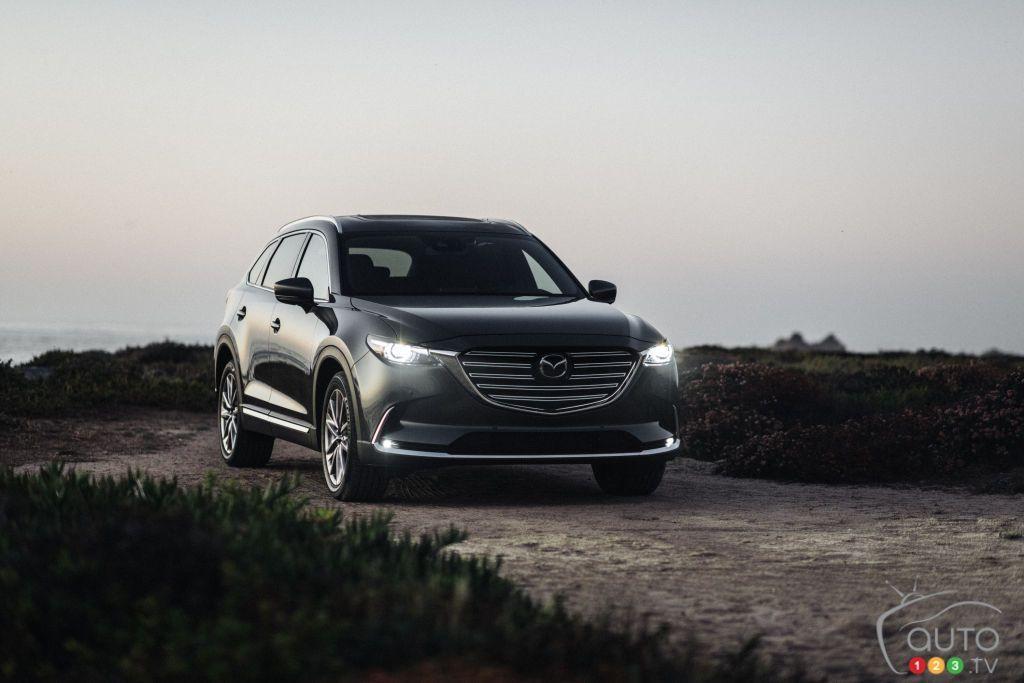 Mild refresh, a few improvements for 2020 Mazda CX9