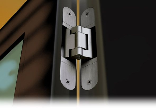 Tectus Concealed Hinges From Simonswerk Concealed Door Hinges Concealed Hinges Metal Doors Design