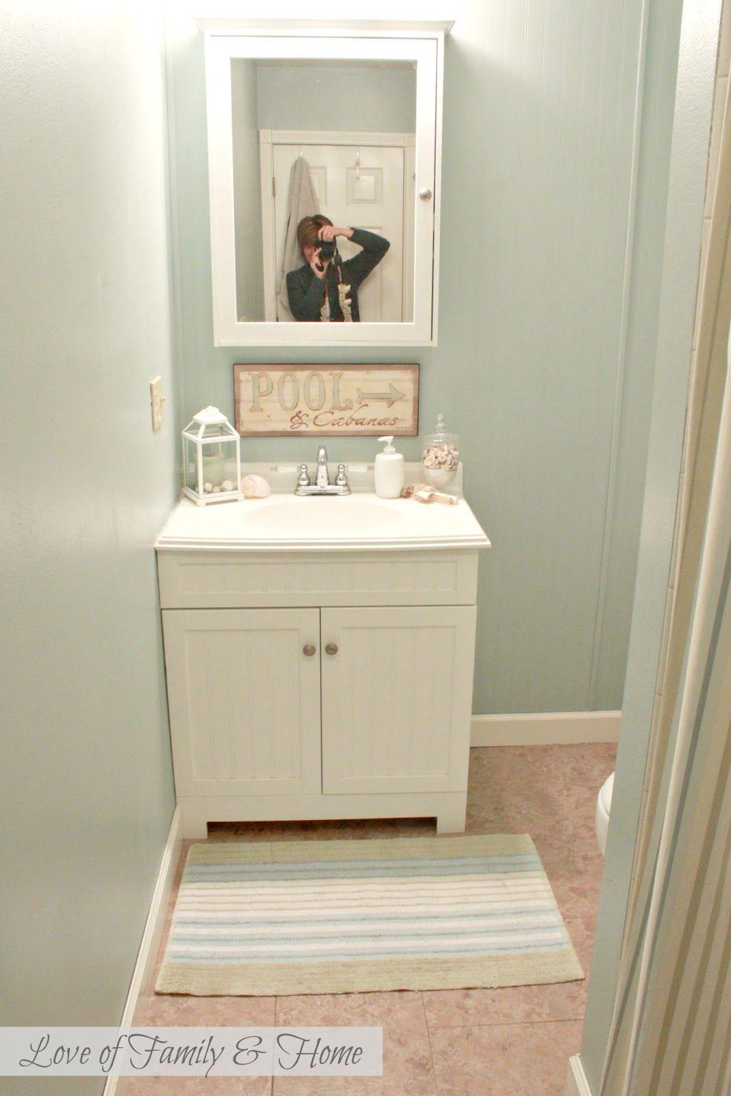 Malen Sie Ideen Fur Ein Kleines Bad Badezimmer Klein Badezimmer Farbideen