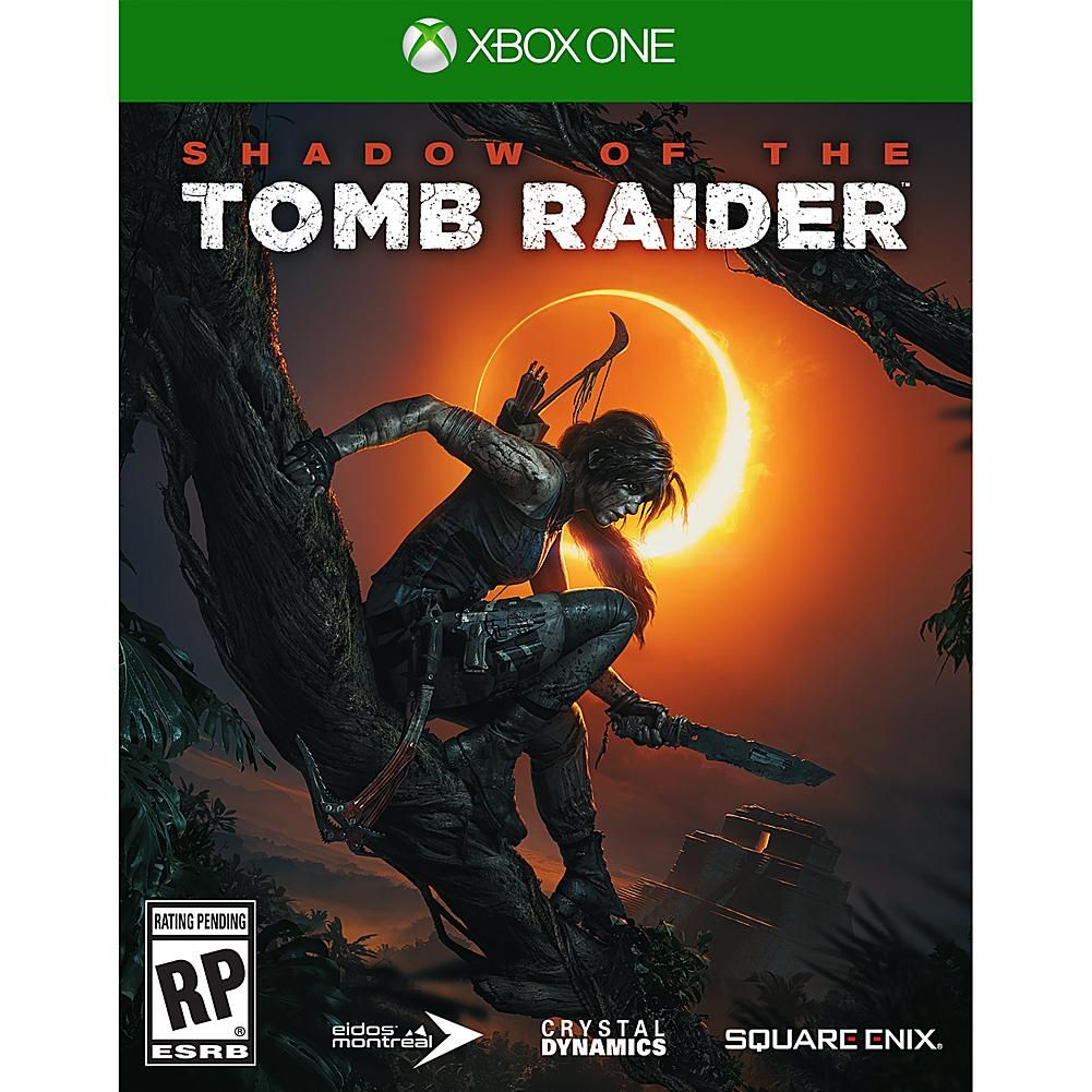 Shadow Of The Tomb Raider Game Xbox One 8861002 Hsn Tomb Raider Game Tomb Raider Tomb Raider Video Game Shadow of tomb raider video game