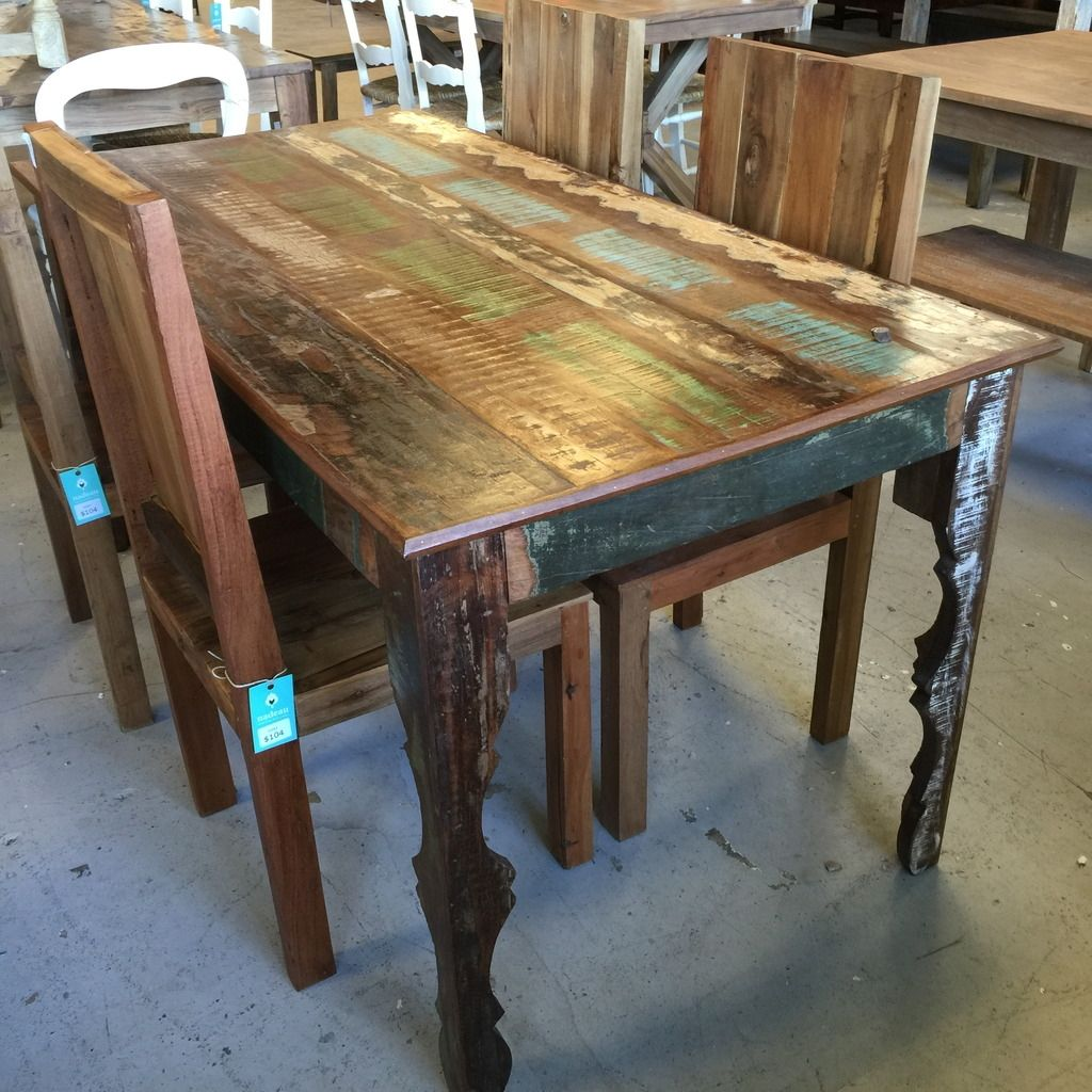 How to reclaimed wood dining table michalski design