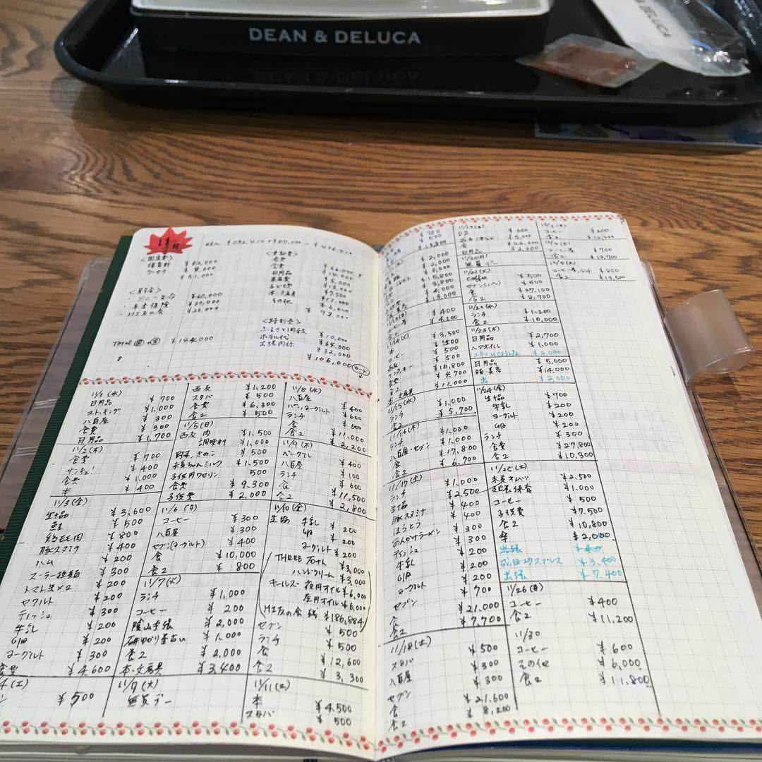 今更ながら11月の家計簿。11月に入ってから、久しぶりの海外出張が入っ ...