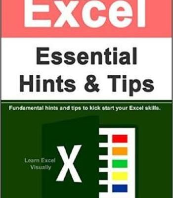 Microsoft Excel Essential Hints And Tips Fundamental Hints And Tips