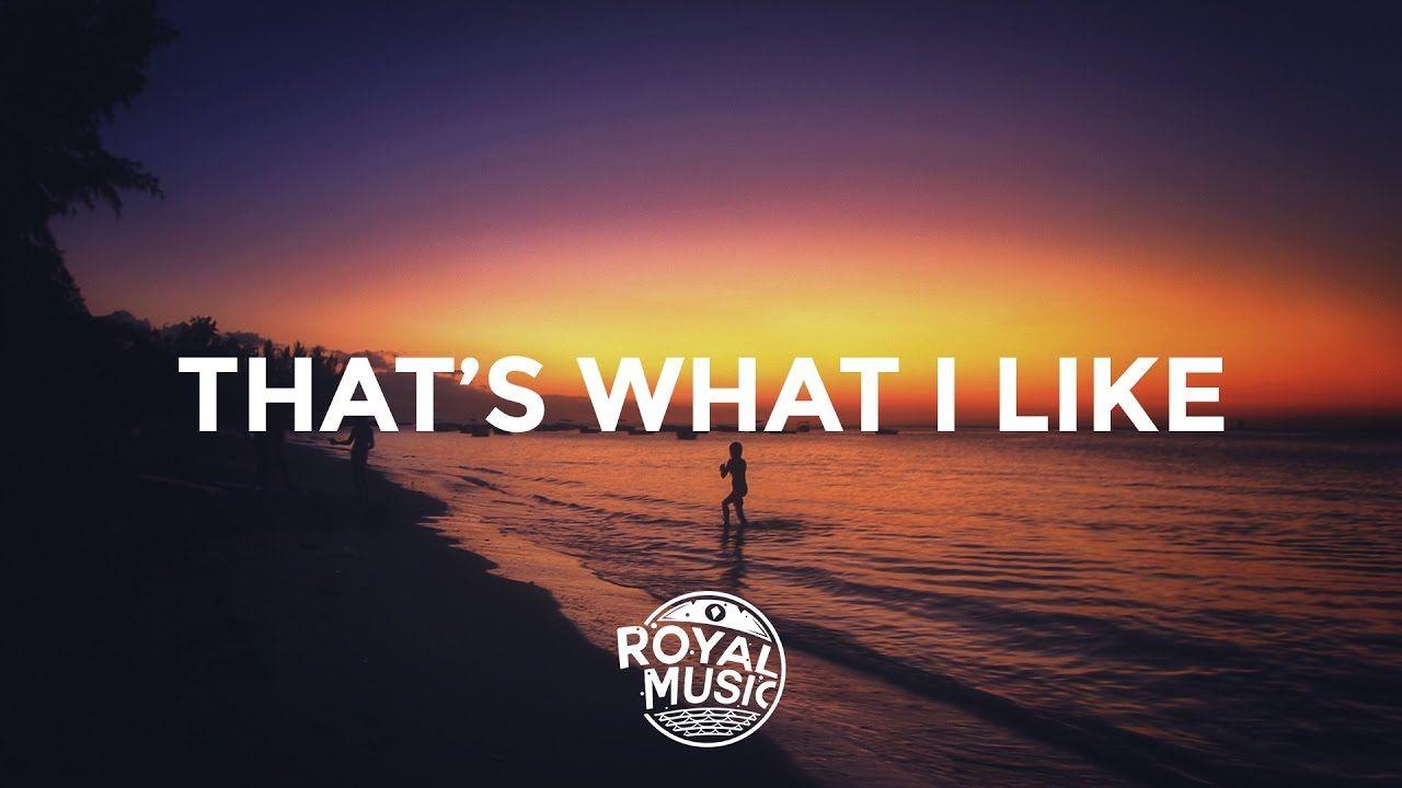 Bruno Mars - That's What I Like ( Lyrics / Lyric Video )