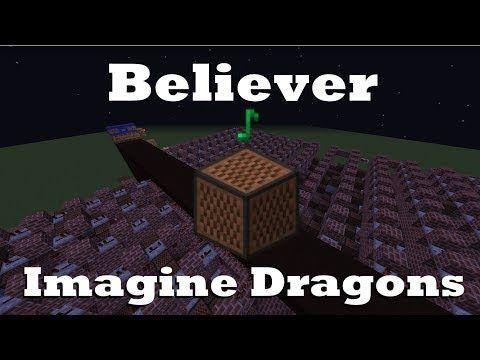 Believer - Imagine Dragons - Minecraft Note Blocks 1 12