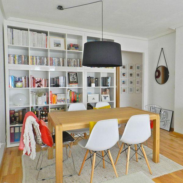 Un piso familiar decorado con mucho gusto - Ideas Con Mucho Estilo