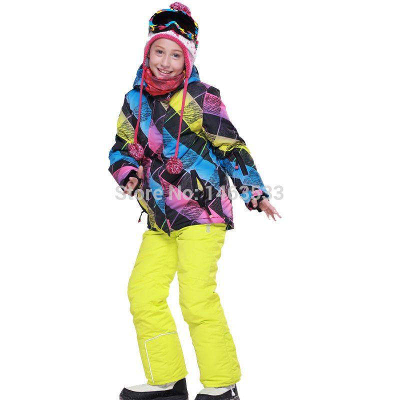 f0c79fa4c Find More Information about Kids ski suit Ski Jacket Ski Pants ...