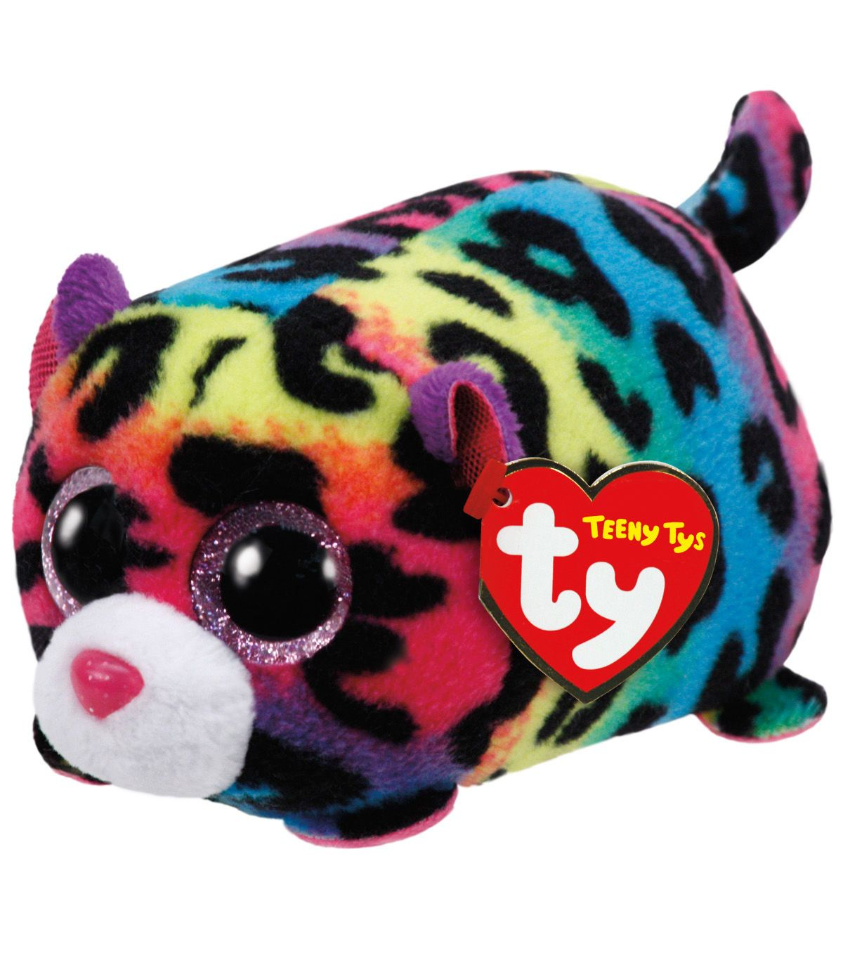 f810f56be1a TY Beanie Boo Multi Color Leopard - Jelly