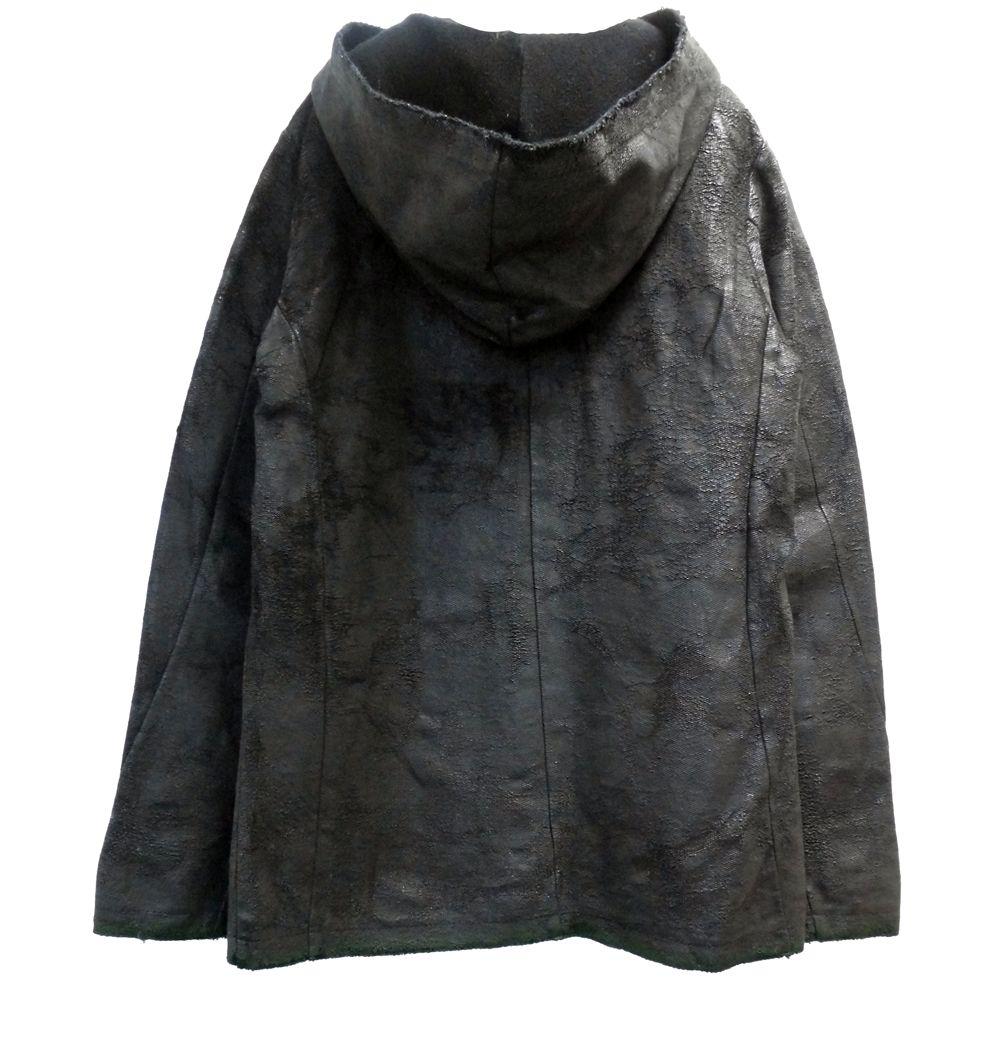 Black Cotton Cut Sew gene par YUKIO MISHIBA   Inspiration ... 89453001c9c