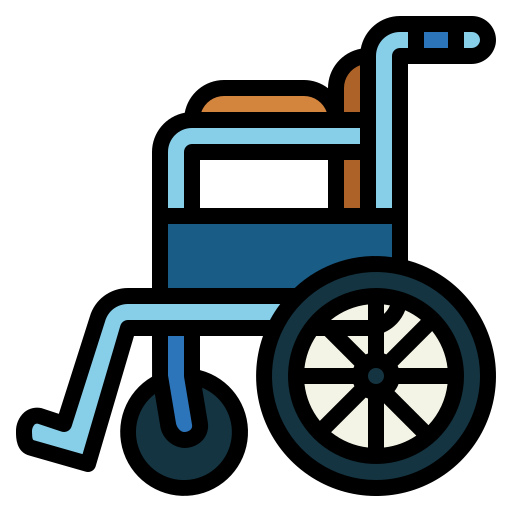 Wheelchair Free Vector Icons Designed By Smalllikeart Vector Icon Design Vector Free Free Icons