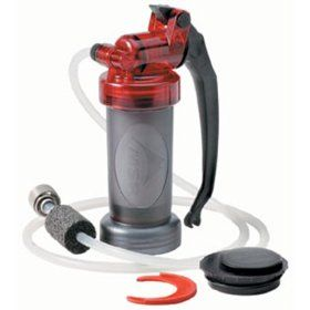 Affordable and awesome water filter -MSR MiniWorks EX Water Filter - Adventure Gear - Travel Gear Blog