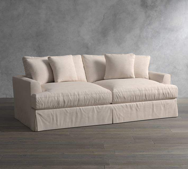 Pottery Barn Sullivan Deep Seat Slipcovered Sofa Collection Deep Sofa Comfy Couches Most Comfortable Couch Deep Sofa