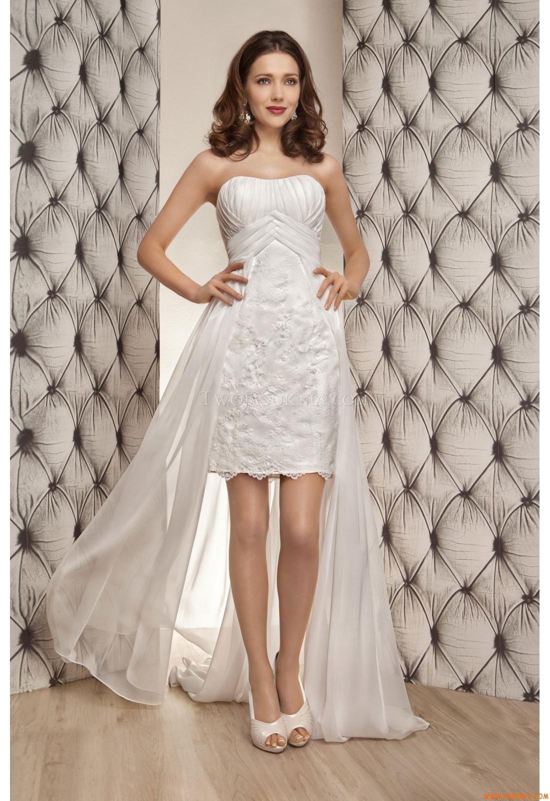 Vestidos de noiva OreaSposa L670 2014