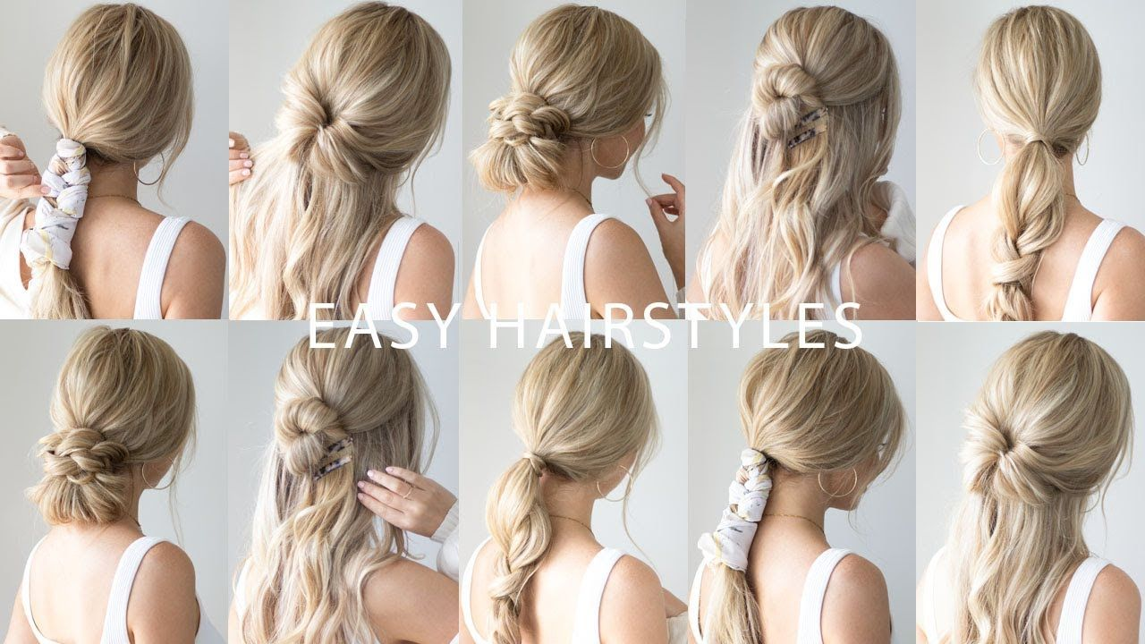 Easy Back To School Hairstyles Everyday Hairstyles Easy Hairstyles Everyday Hairstyles Back To School Hairstyles