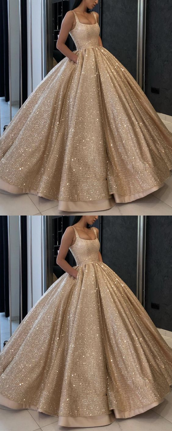 Ball gown wedding dress with bling  Bling Bling Sequins Satin Ball Gown Wedding Dresses M  Mini