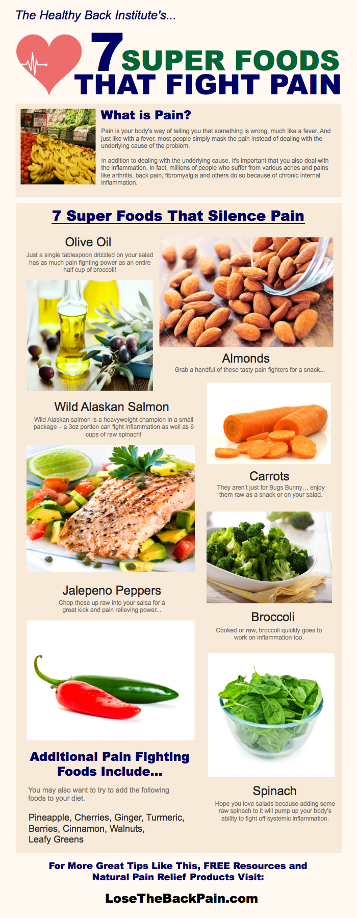 Foods That Get Rid Of Muscle Soreness