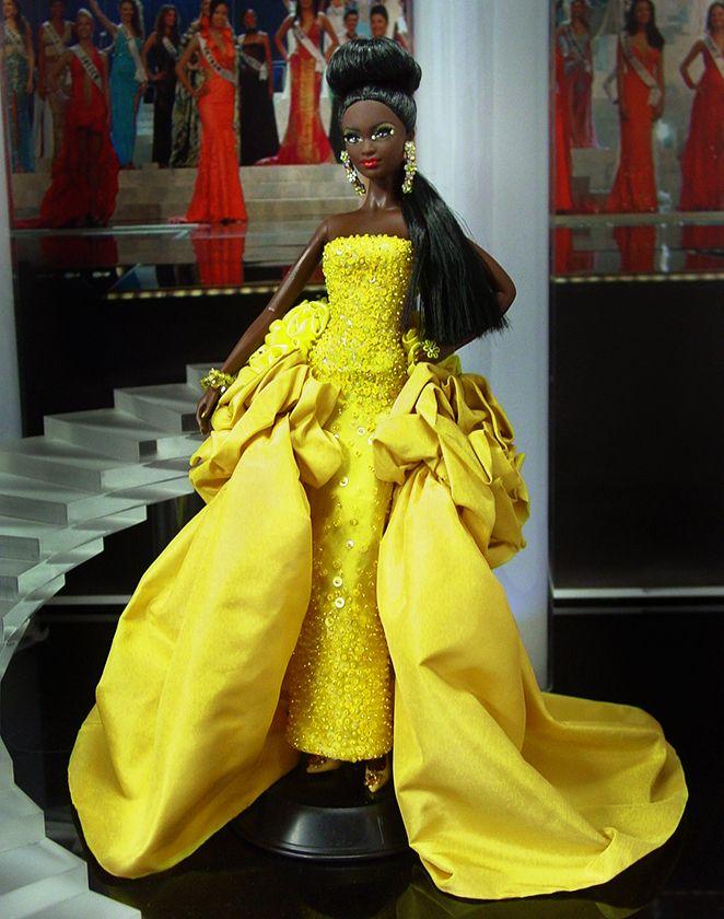 Ninimomo Barbie