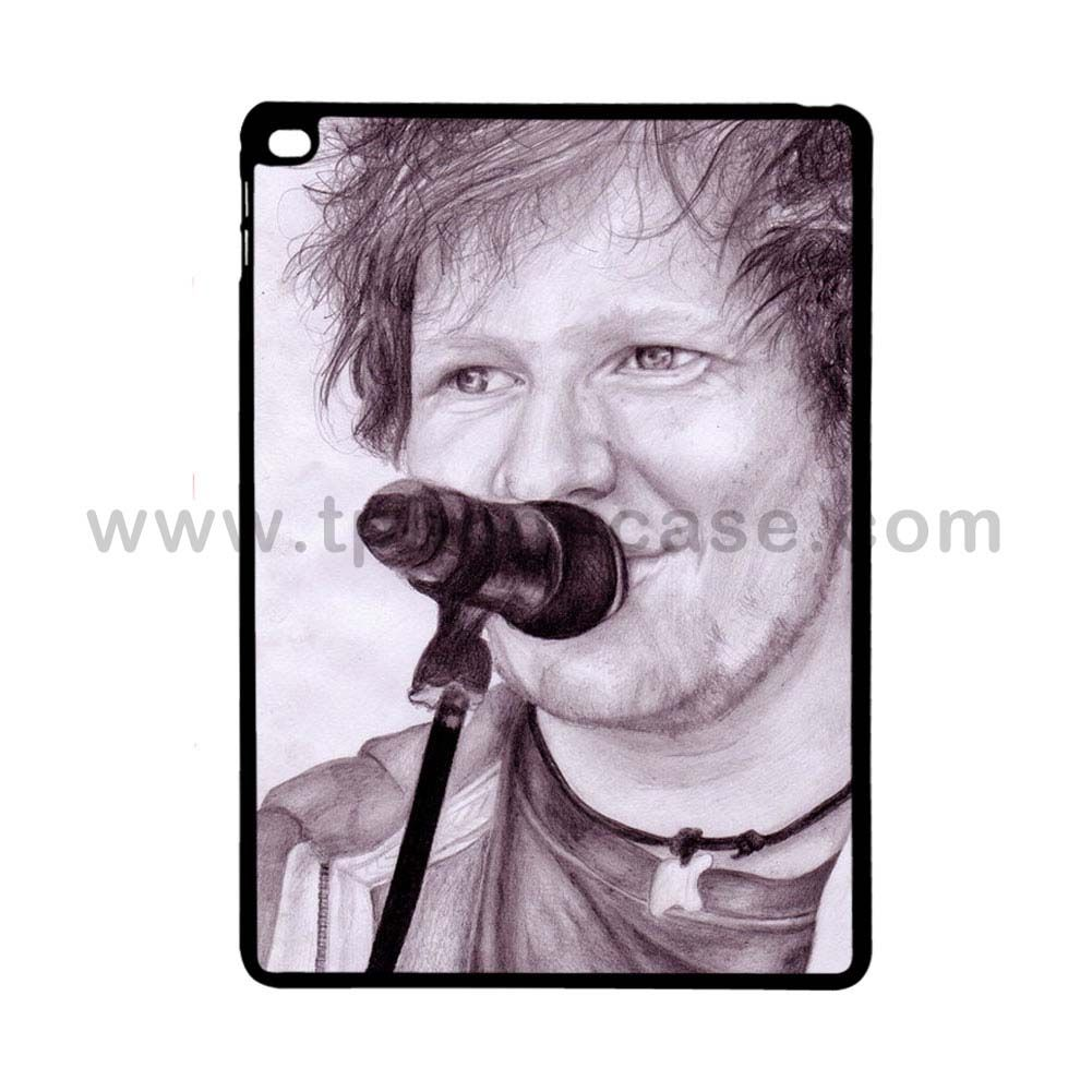 iPad Air 2gen Durable Hard Case Design With Ed Sheeran