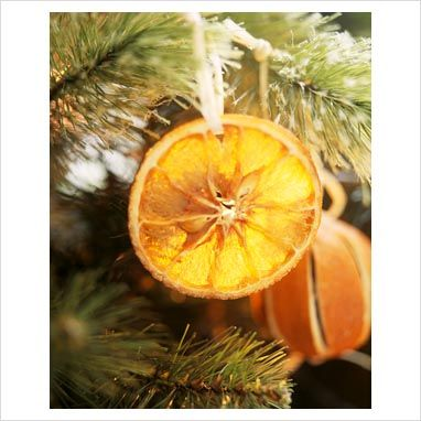 Dried citrus Christmas Pinterest Natural christmas tree