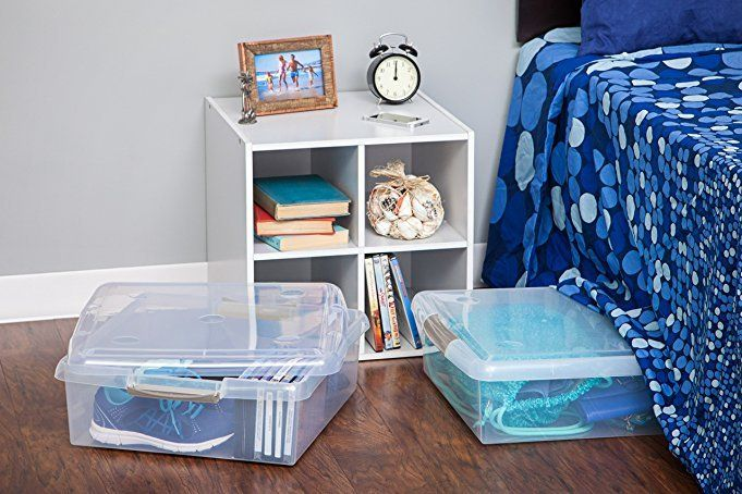 Best 10 Amazon Finds That Will Organize Your Small Bedroom Small Bedroom Organization Furniture 400 x 300