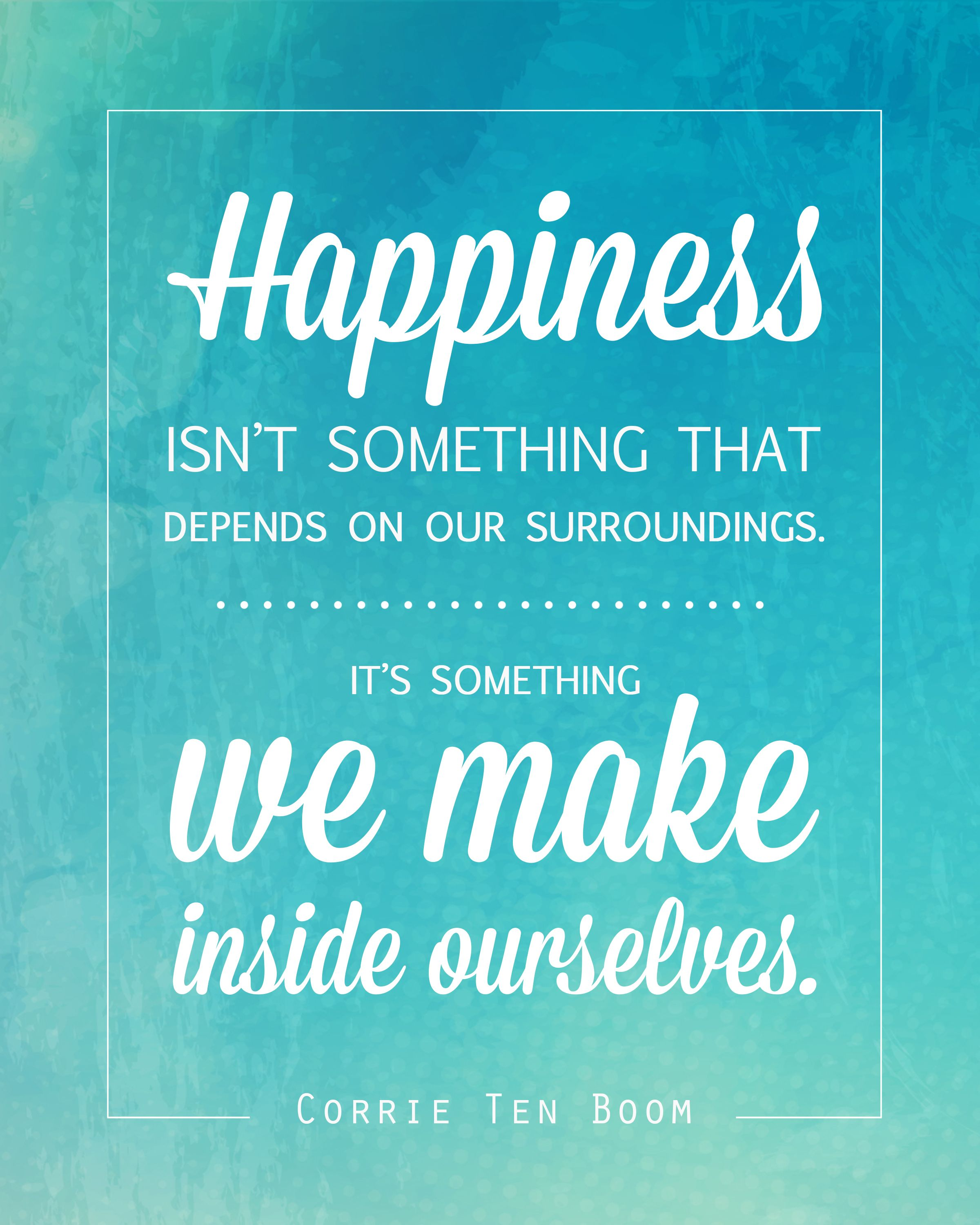 embracing yourself quotes Google Search Corrie ten
