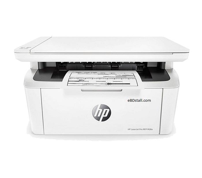 Hp Laserjet Pro Mfp M28a Printer Price In Bangladesh Printer Price Printer Hp Printer