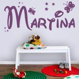 vinilos Martina