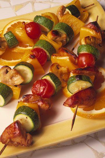 Parrillada de hortalizas