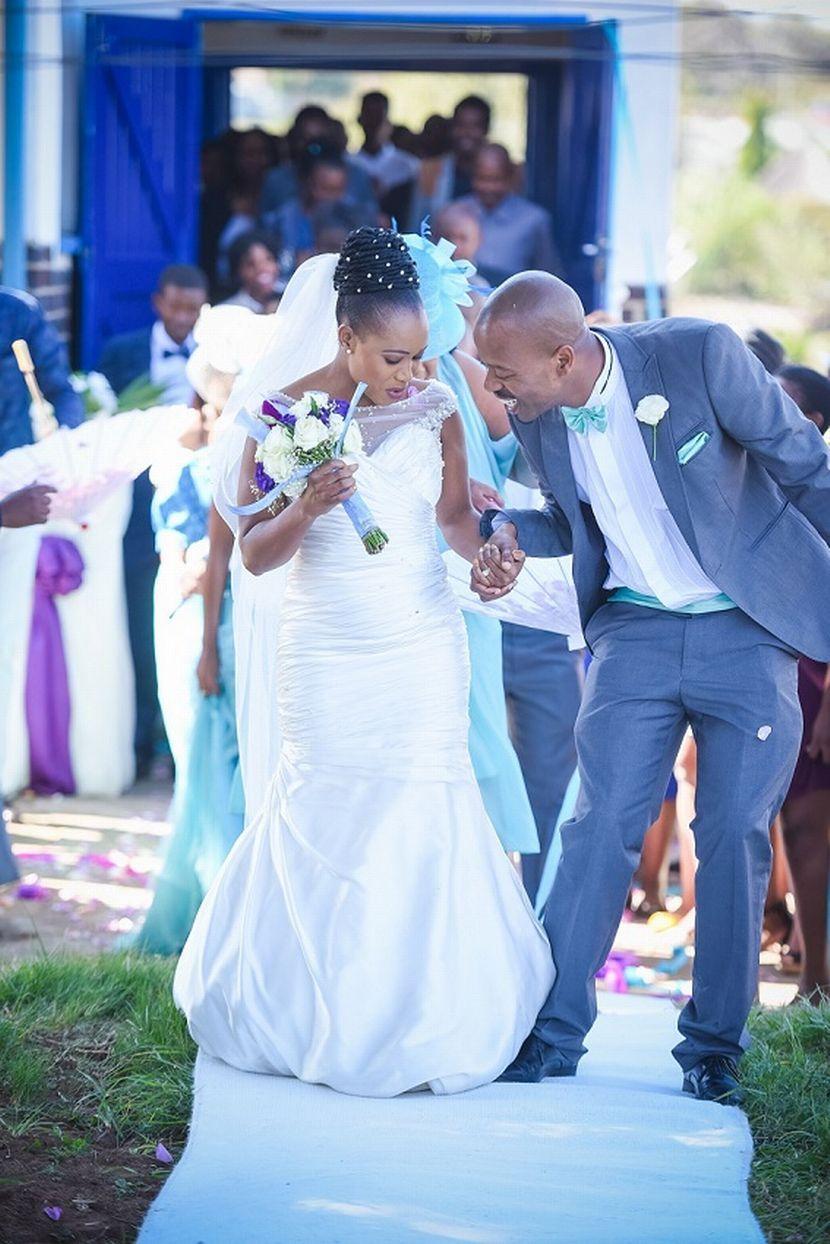 Isibaya S Skhaleni And Pam Get Their Ghetto Fabulous Wedding Photos Wedding Photos Ghetto Fabulous Brides Magazine