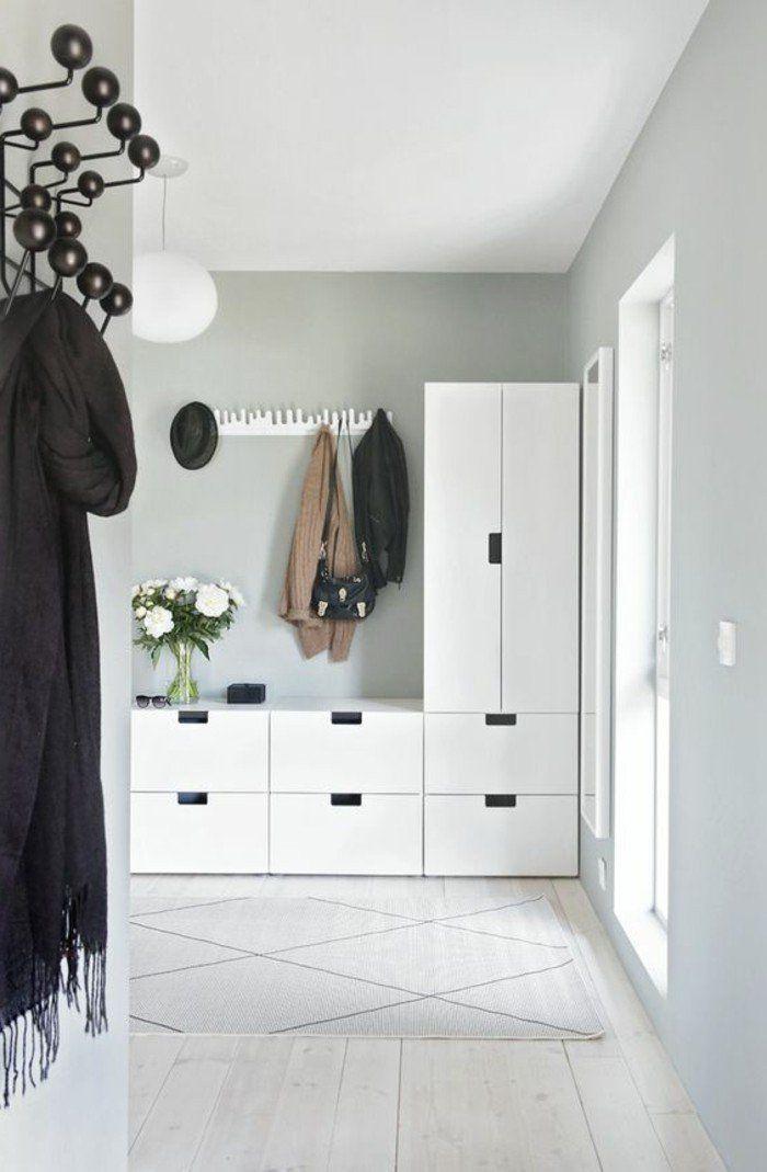 flur einrichten ideen und vorschl ge flur pinterest garderobe ideen flur einrichten und. Black Bedroom Furniture Sets. Home Design Ideas