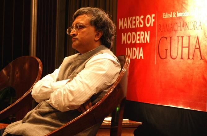 Ramachandra Guha The Writers Top Political Works Tops India And