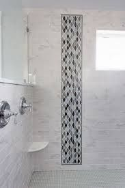 Image Result For Horizontal Accent Tile In Shower Shower Tile Shower Accent Tile Bathroom Accents