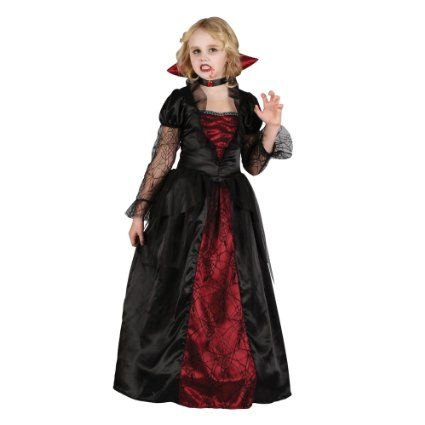 V&ire Princess - Kids Costume 3 - 4 years Wicked Costumes Amazon.co  sc 1 st  Pinterest : vampire costume amazon  - Germanpascual.Com
