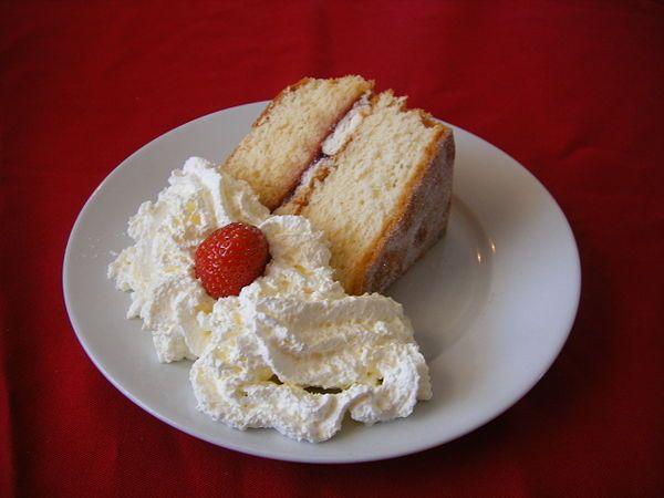 Bake a Never Fail Sponge Cake - wikiHow.  Using 663
