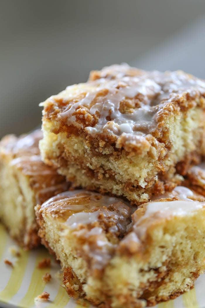 Cinnamon Streusel Coffee Cake Recipe Coffee cake