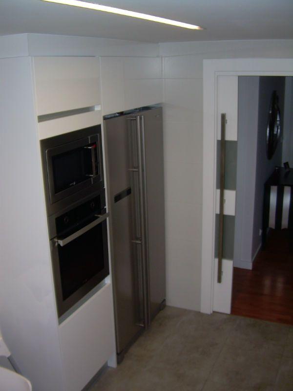Muebles modernas de cocina alicante cocinas mis - Muebles de cocina alicante ...