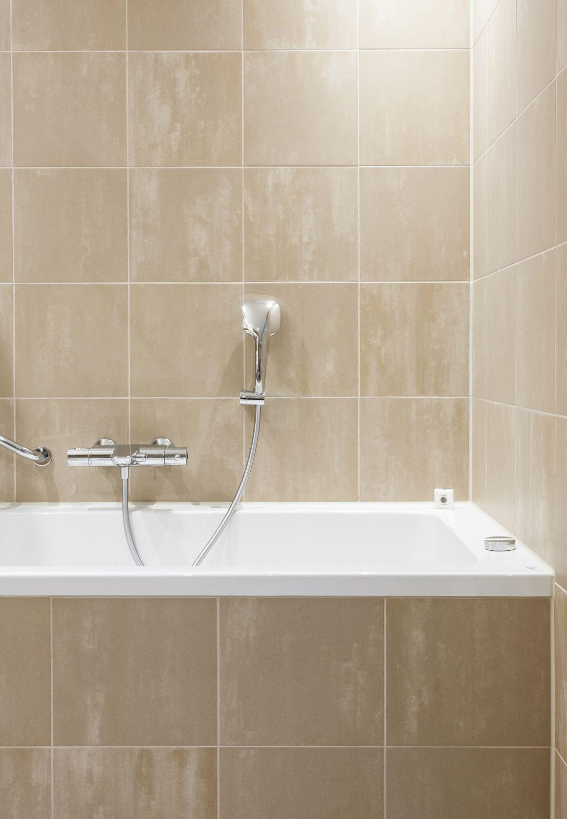Mosa = Badewannenverkleidung im Boden / schlicht & schön ...