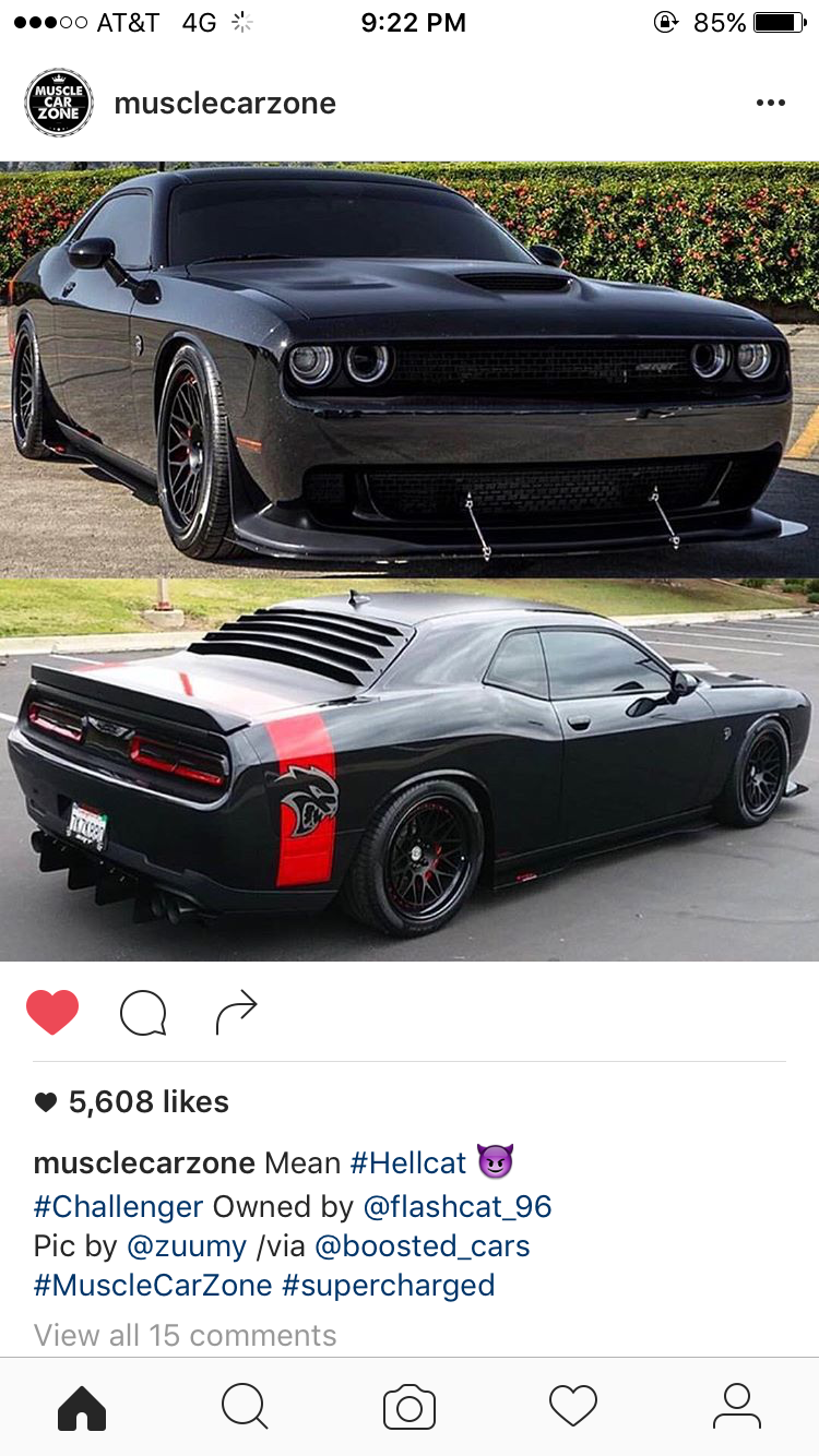 Wow Being A Dreamer Looks Like My Best Bet Dodge Challenger Srt Hellcat Dodge Challenger Scat Pack Dodge Challenger Srt
