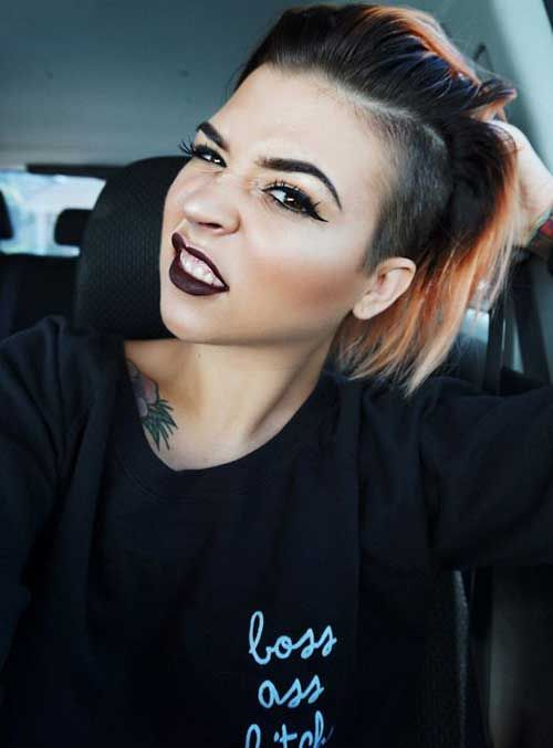 Cool Short Side Haircuts for Young Ladies Hair & Beauty