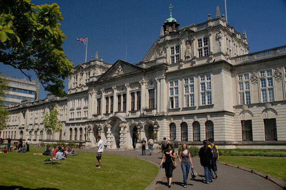 Cardiff university adult