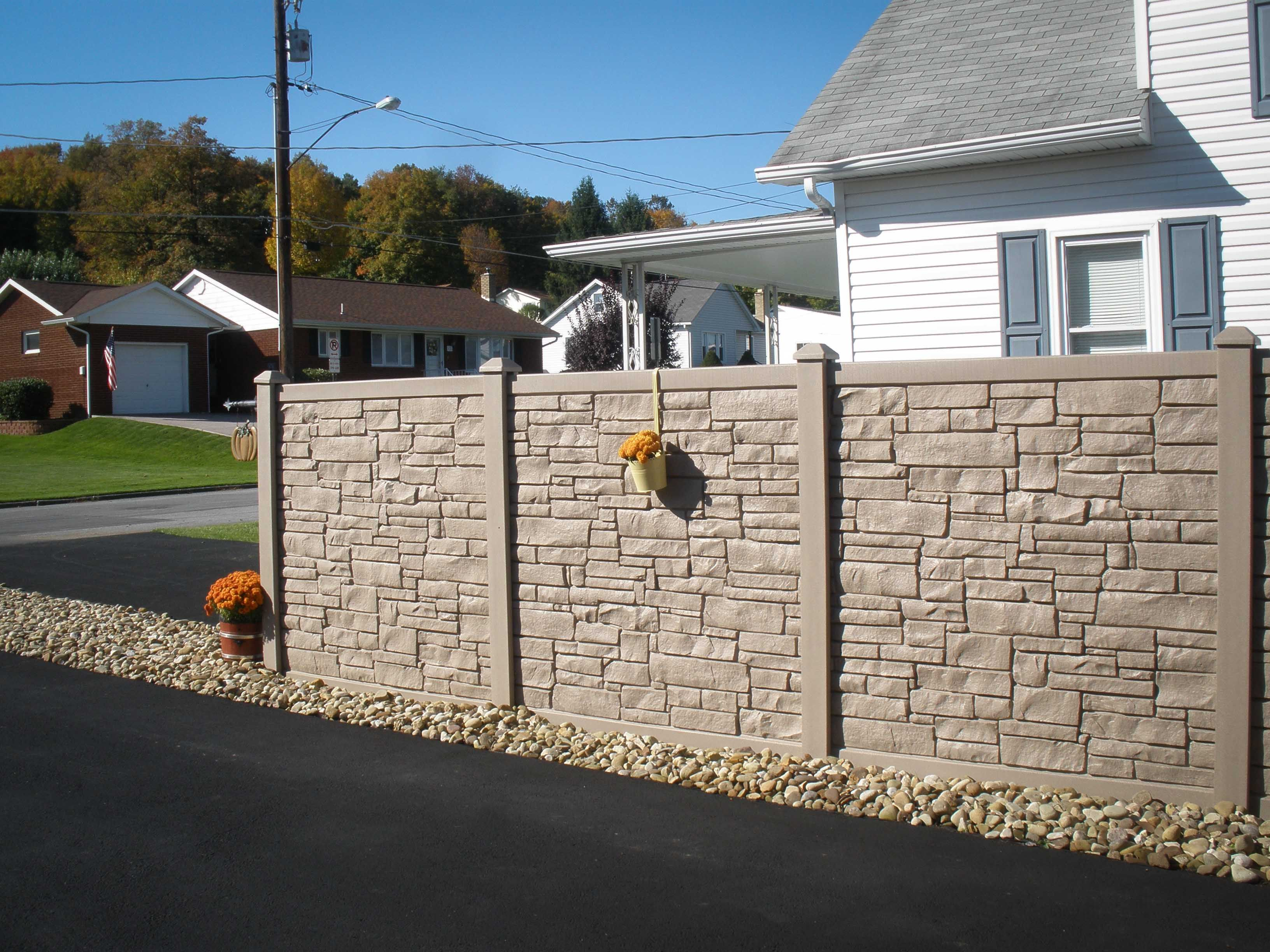 simtek fence is one type of fence we provide at hurricane fence