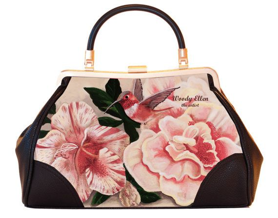Retro Handbag Vintage Handbag Honey Bird Christmas Gifts Etsy In 2020 Retro Handbags Handbag Vintage Handbags