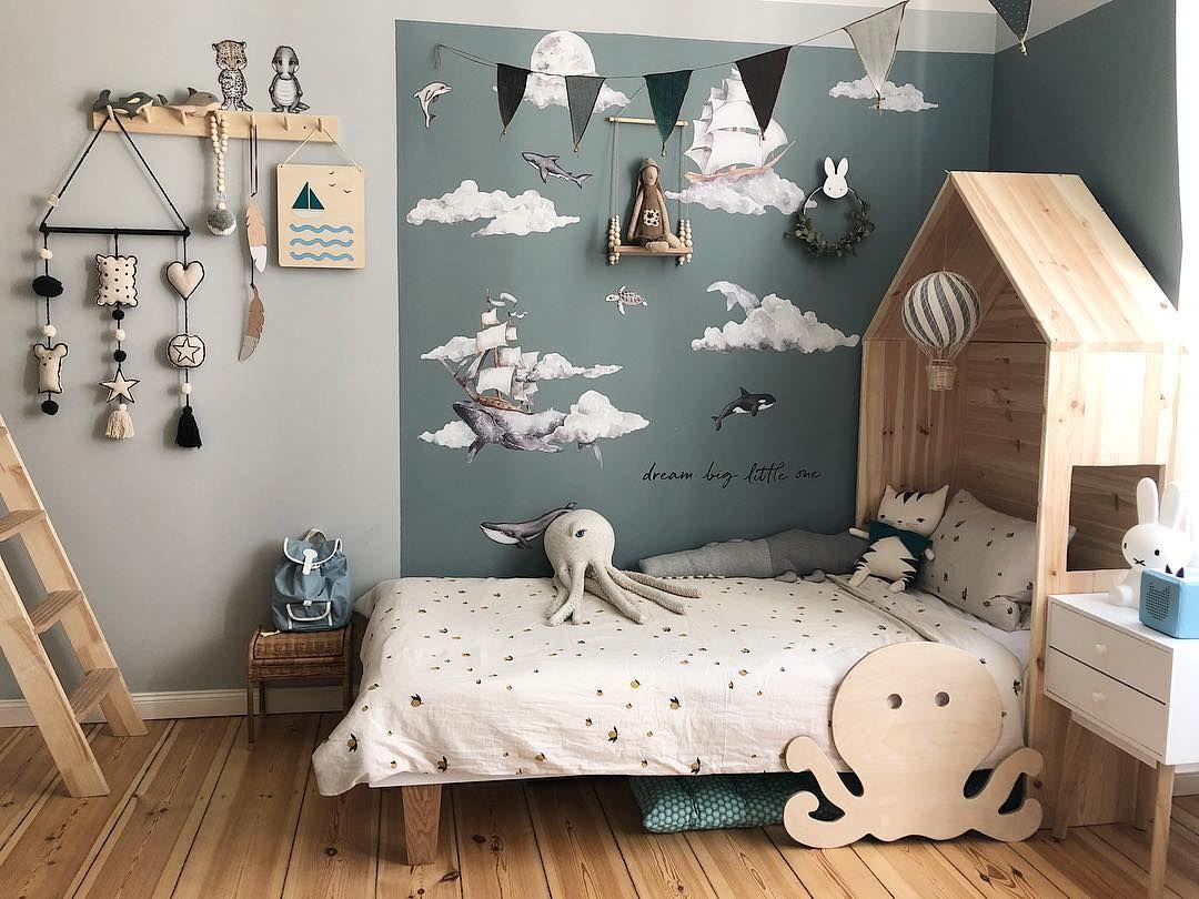Https Www Instagram Com P Bhwpwiyaoac Saved By Rosalatte Kid Room Decor Little Boy Bedroom Ideas Boys Bedroom Decor