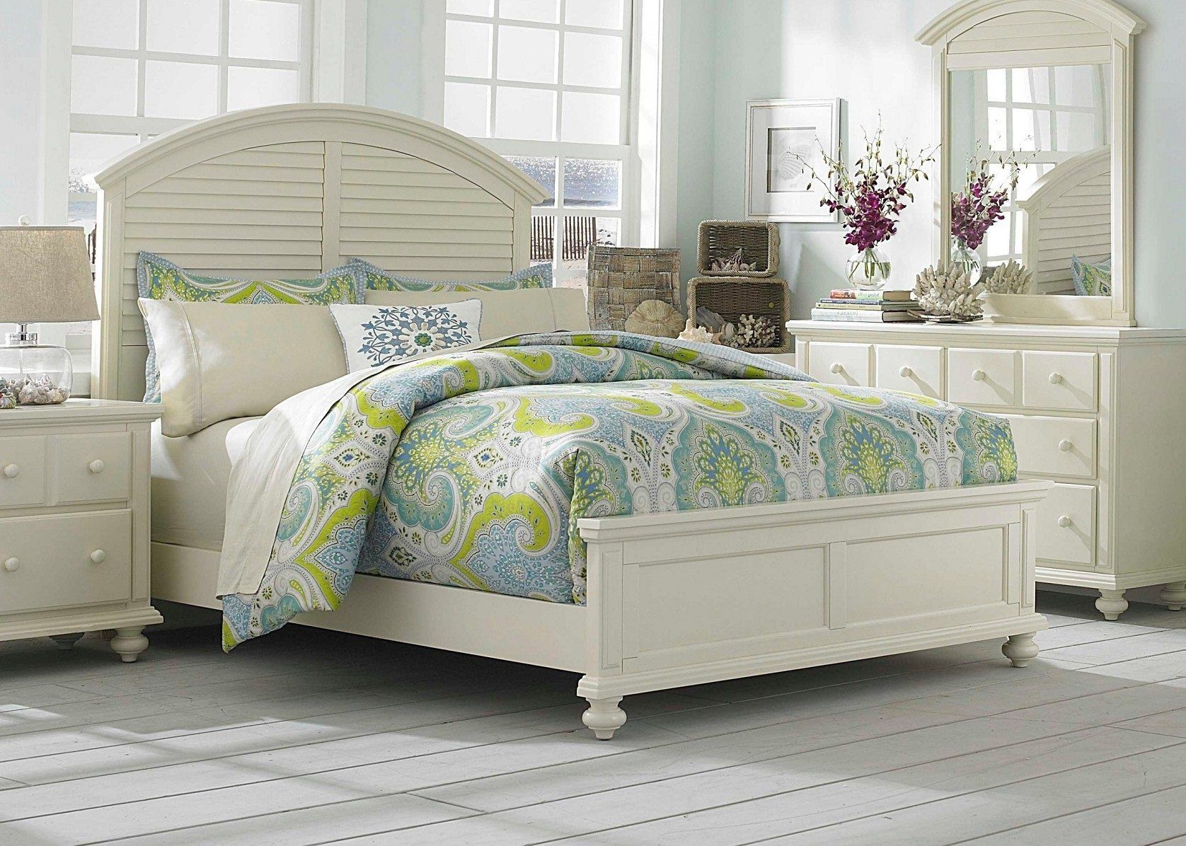Elegant Style Of Cottage Style Bedroom Sets is also a kind ...