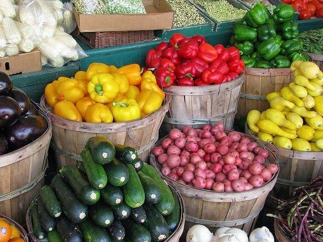 Son Los Alimentos Organicos Mas Sanos Que Los Convencionales Frutas Y Verduras Frutas Y Vegetales Congelacion De Alimentos