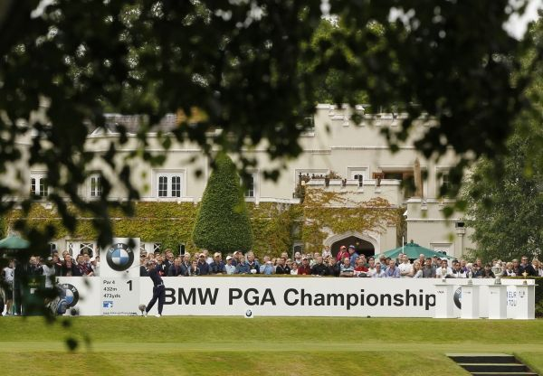 Announcing The 60th Edition Of The Bmw Pga Championship Held In The Noble Wentworth Club Near London Pga Championship Bmw Golf Sports Advertising